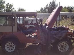 purple jeep cj diamonds in the rust jeep cj 5 project restoration cars jeeps