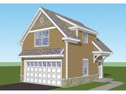 craftsman 2 car garage and studio apartment hwbdo75838 craftsman