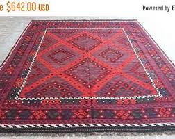 Large Kilim Rugs Vintage Kilim Rug Etsy
