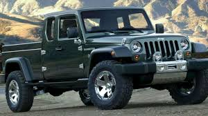 jeep wrangler pickup concept a jeep wrangler pickup is finally coming report