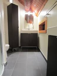 bathroom bathroom furniture interior rounded white porcelain