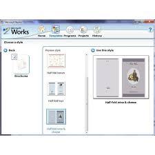 office word brochure template microsoft word brochure template peerpex