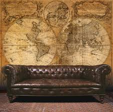 map mural ancient map mural by galerie wallpaper direct