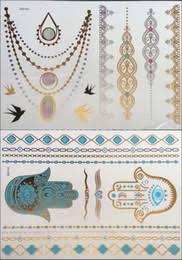 metallic tattoo designs online metallic tattoo designs for sale