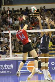 backyard volleyball hitting and serving tips and drills for