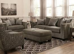 Living Room Contemporary Raymour Flanigan Living Room Sets - Gray living room sets