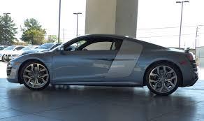 Audi R8 Jet Blue - used 2011 audi r8 5 2 marietta ga