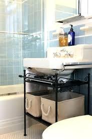 under sink organizer ikea pedestal sink storage ikea under sink storage medium size of