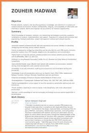 Juniper Network Engineer Resume 6 Network Engineer Resume Leave Latter