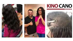 salt and pepper tape in hair extentions el paso hair extensions studio 1 by kino cano home facebook