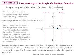 section 4 3 the graph of a rational function