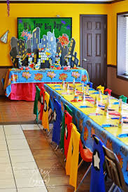 How To Decorate Birthday Party At Home by Best 25 4th Birthday Parties Ideas On Pinterest 7th Birthday