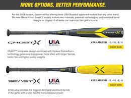 approved bats 2018 baseball bats easton
