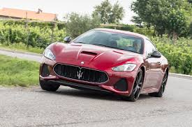 red maserati spyder maserati granturismo 2018 facelift review auto express