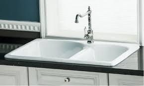 kohler cast iron kitchen sink modern kohler cast iron kitchen sink visionexchange co pertaining to