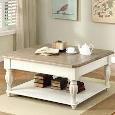 Ottoman Tables The Best Square Coffee Wood Living Table Storage Ottoman With Pics