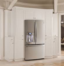 Energy Star Exterior Door by Residential Refrigerator Freezer With Drawer Stainless Steel