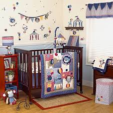 Circus Crib Bedding Cocalo Circus Act Crib Bedding Collection Buybuy Baby
