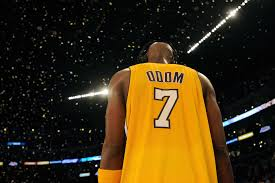 done in the dark by lamar odom