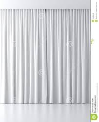 white curtains stock photography image 33249342