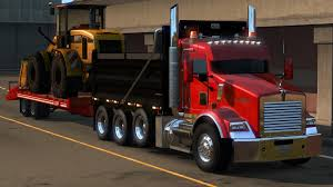 kenworth dump truck kenworth t800 2016 edit v2 0 truck american truck simulator mod