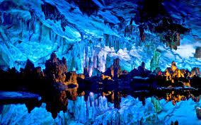 reed flute cave reed flute cave china asia cultural travel