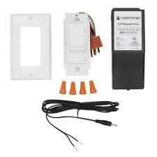 Dimmable Led Under Cabinet Lighting Direct Wire by Hardwire Kit Direct Wire For Led Under Cabinet Lighting 96 Watt