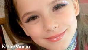 bratz kidz doll makeup tutorial for kids by emma youtube