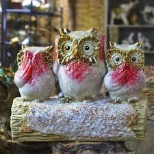 get cheap owl wooden ornaments for craft aliexpress