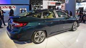 Honda Toaster Car Honda Clarity Ev And Phev One Is Clearly Much Better Autoblog
