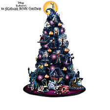 the nightmare before this is tabletop tree