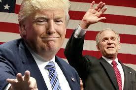George Bush Cabinet Like A Double Dose Of Dubya Donald Trump U0027s Presidency Will Be
