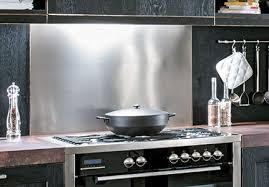 plaque inox cuisine ikea crdence cuisine inox ikea objectif rendre cette cuisine plus et