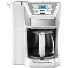 Black decker Mill and Brew 12 Cup Programmable Coffee Maker with
