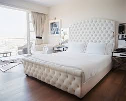 upholstered bed photos 4 of 6