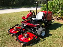 outfront rotary u0026 golf course mower wide area rotary rotary deck