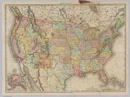United States Atlas Map by United States David Rumsey Historical Map Collection
