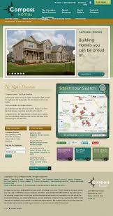 68 best web design homes real estate images on pinterest