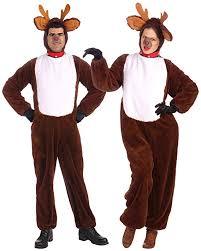 Animal Halloween Costumes Men Amazon Forum Novelties Plush Reindeer Costume Clothing
