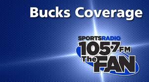 105 7 the fan listen live bucks coverage 105 7fm the fan