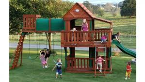 backyard play sets stunning the best swing for kids 2017 family