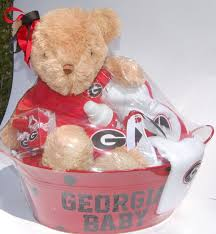 Georgia Gift Baskets 44 Best Gift Baskets Images On Pinterest Baby Gifts Football