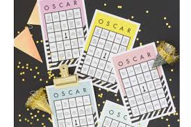 oscar party ideas 12 ideas for your oscars party cool picks
