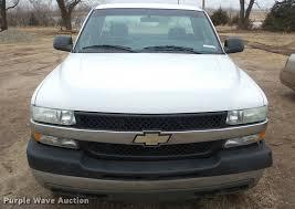2002 chevrolet silverado 2500hd pickup truck item bu9282