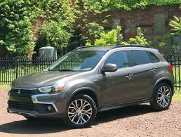 beach days in the 2017 mitsubishi outlander sport