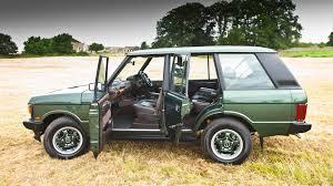 old range rover range rover classic restorationbishop u0027s heritage range rover