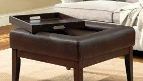 Table With Ottoman Underneath by Round Coffee Table With Ottomans Underneath Foter