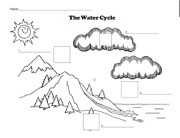 holt science and technology water cycle diagram 28 images bot