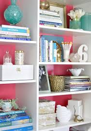 How To Decorate A Bookcase Styling A Bookshelf Home Decorating Tips