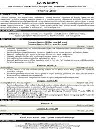Army Resume Example by Police Resume Narcotics Officer Sample Resume Police Resume